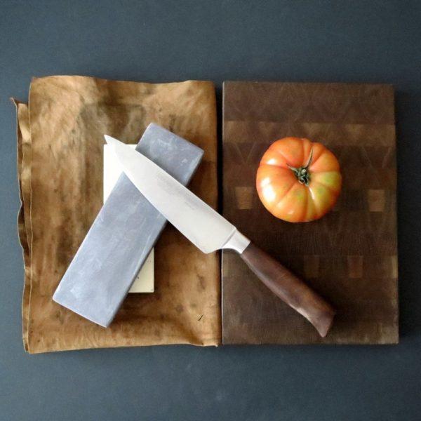 Messer schleifen München | Schärfseminar | Schleifkurs | feines-derosa.de