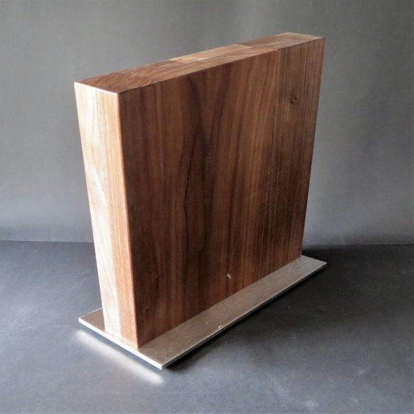 Holz-Messerblock magnetisch