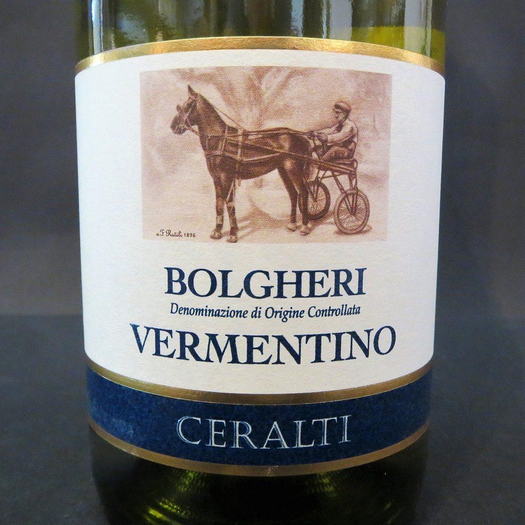 Ausgesuchte italienische Weine rot, rose, weiß