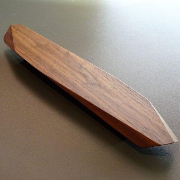 Magnetleiste für Messer Walnussholz