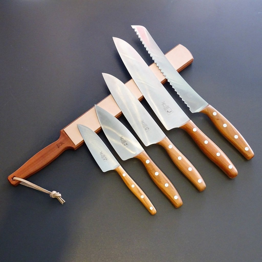 K-Serie Messerset Herder Windmühlenmesser