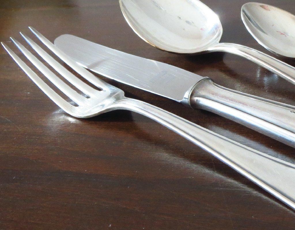 Tipp – Besteck aus Silber oder versilbert?
